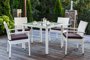 MILANO_white_4 persons_dining_set_28739_00001